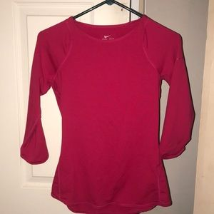 3/4 sleeve Dr Fit, Great condition!! Size Small